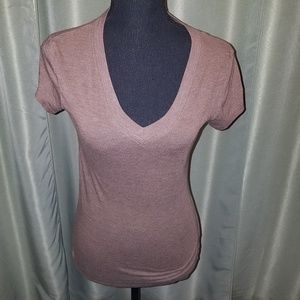 Zenana Outfitters V Neck Tee